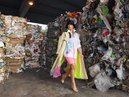 Major Fashion Companies Sign Pact Vowing To Reduce Industry's Environmental Impact