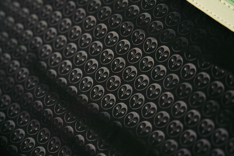 Bags Production - Recycled Polyester Lining