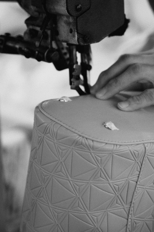 Bags Production - Sewing