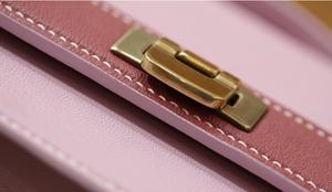 handbag front flat painting