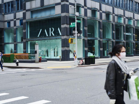Why Fashion Retailing Will Have A Slow Recovery