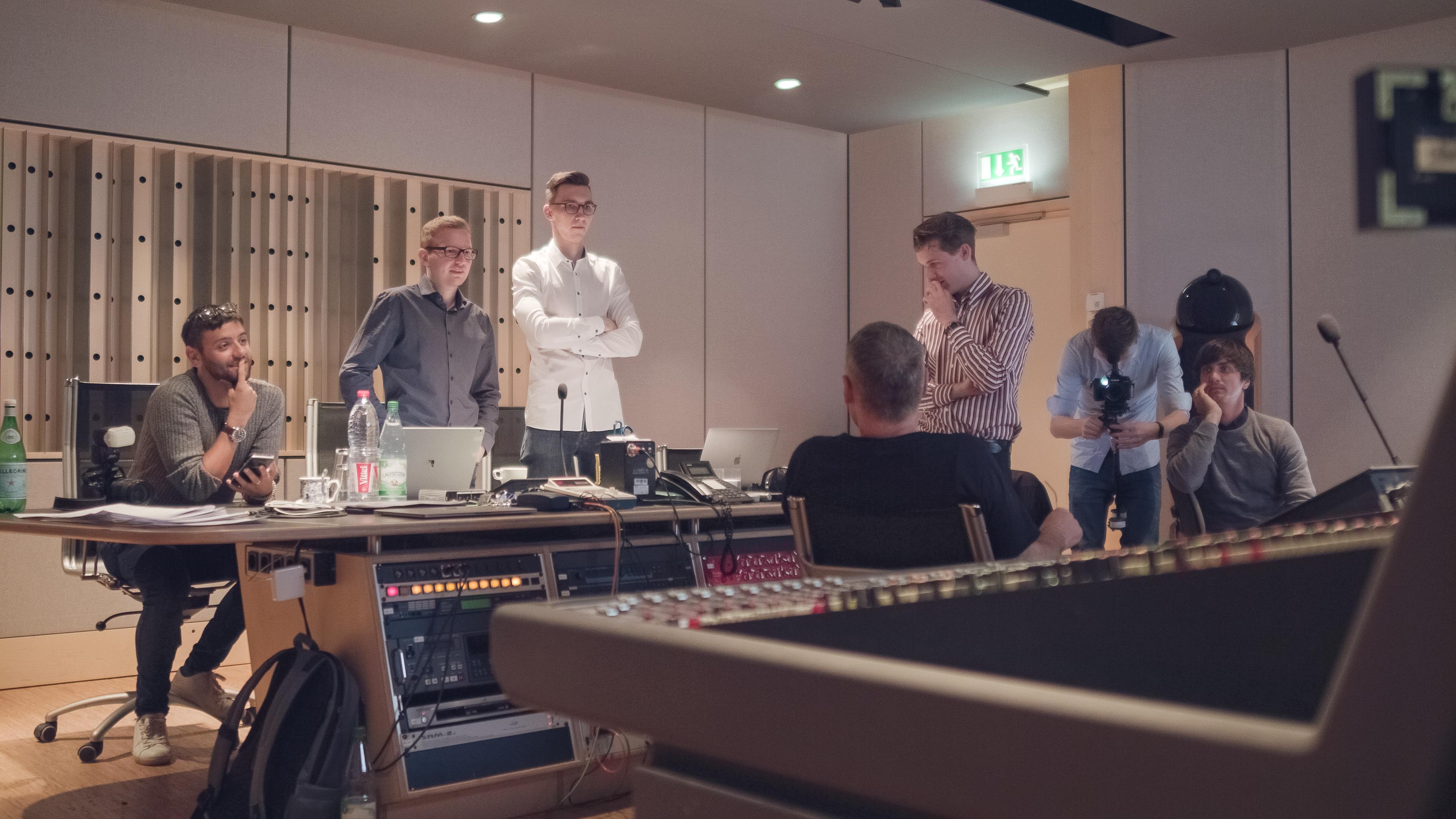 ControlRoom Studio Berlin Babelsberg