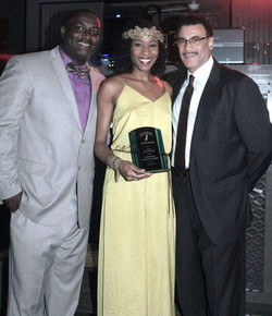 Heroine of Excellence w/ WBLS