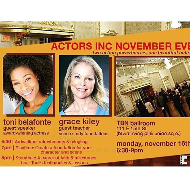 #WGW #WorkingGirlWednesday_I'll be live and in living color with _actorsinchrist Monday 11.16.15!! I