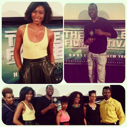 _sid_thedancerplus, moi, _jahmarhill  snagged #Award for #BestMovie _ #ThePeoplesFilmFestival #Gabby