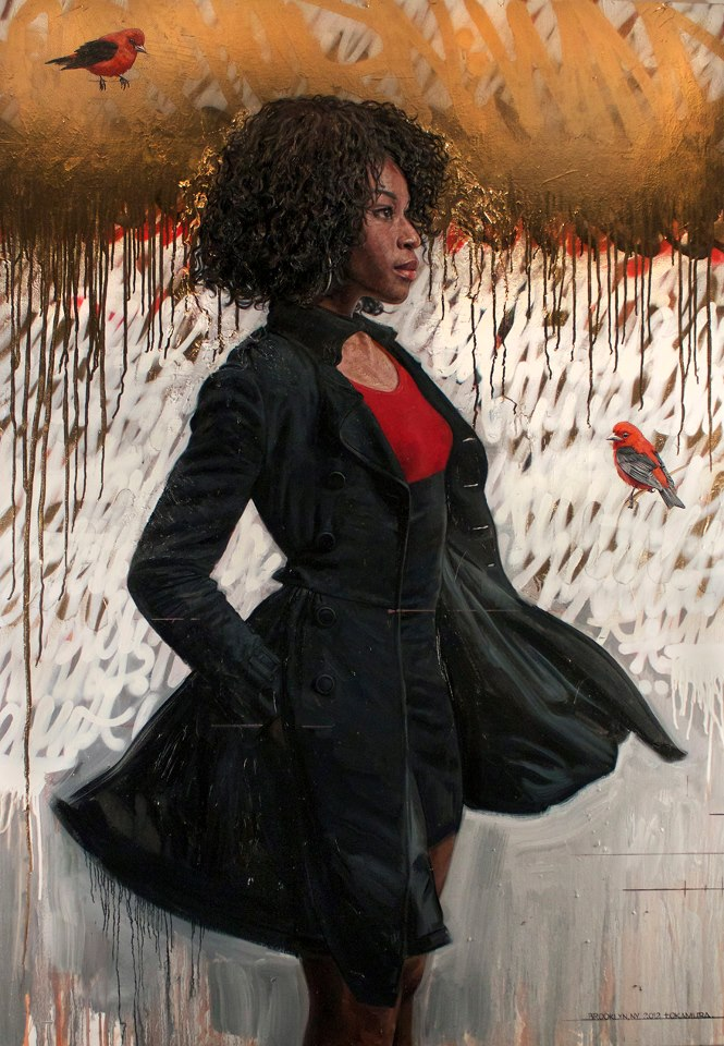 Easterly WInd by Tim Okamura