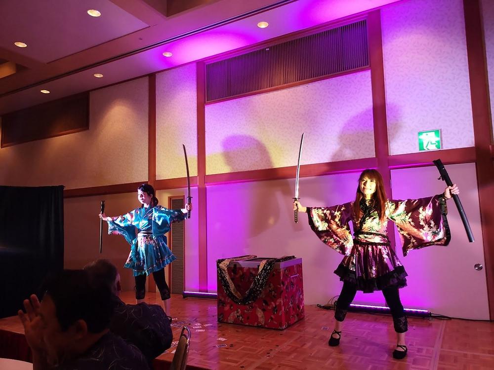 「大阪剣刀隊」