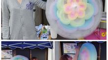綿菓子アート【コットンマジック】