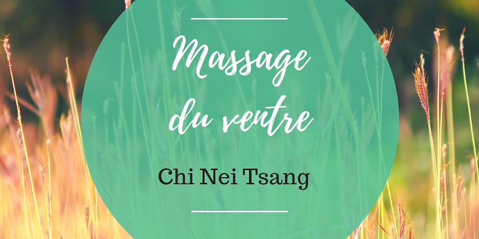 Séance Massage Chi Nei Tsang à Doubs