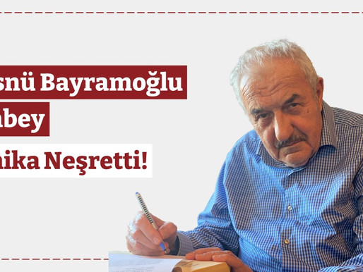 Hüsnü Bayramoğlu Ağabey Lahika Neşretti!