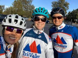 Jane, Katie, Melissa Smiling