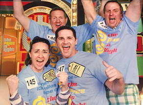 """TVTC Does the """"Price is Right"""""""