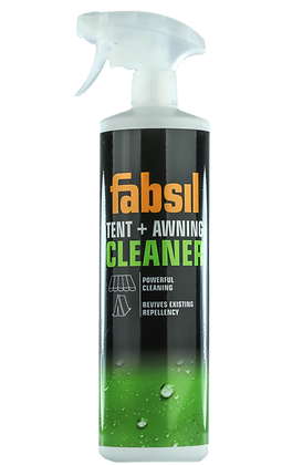 Tent + Awning Cleaner