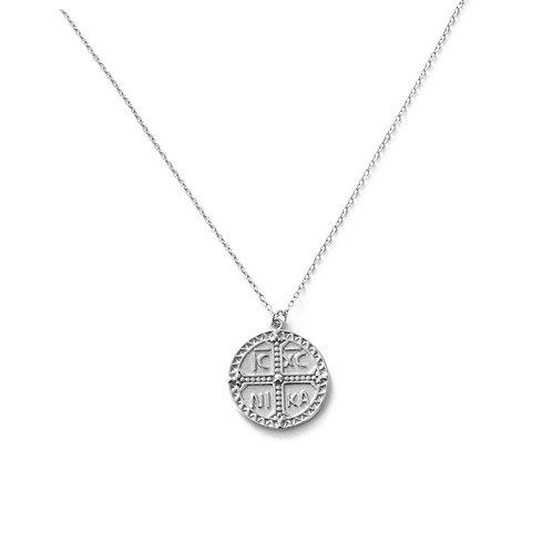 Medieval coin silver