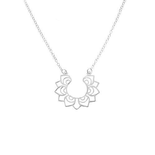 Flower silver