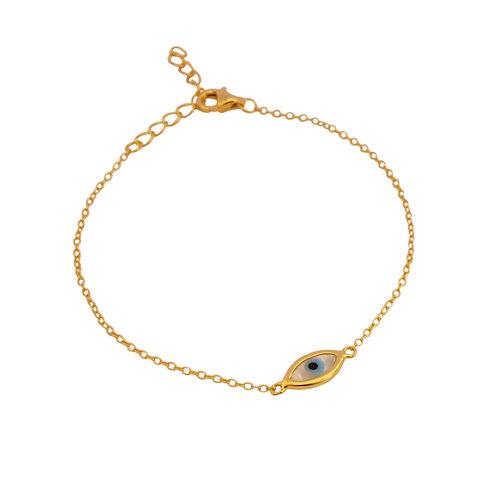 Turkish eye gold