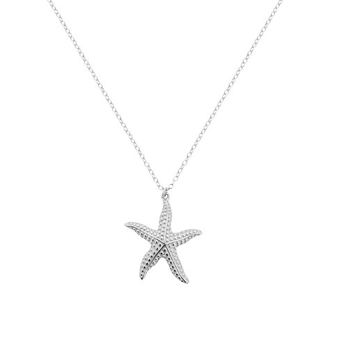Starfish silver