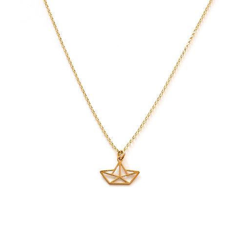 Sailboat gold