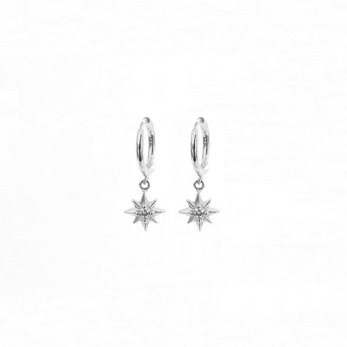 Zirconia star silver