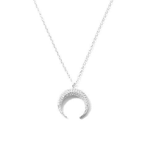 Zirconia moon silver