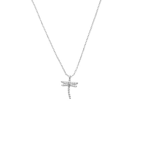 Dragon-fly silver