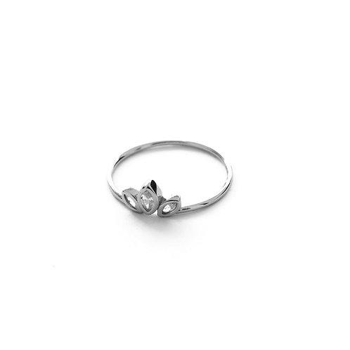 Zirconia crown silver
