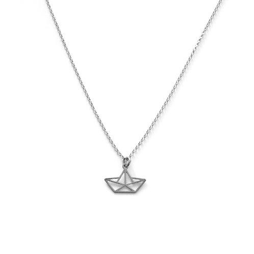 Sailboat silver