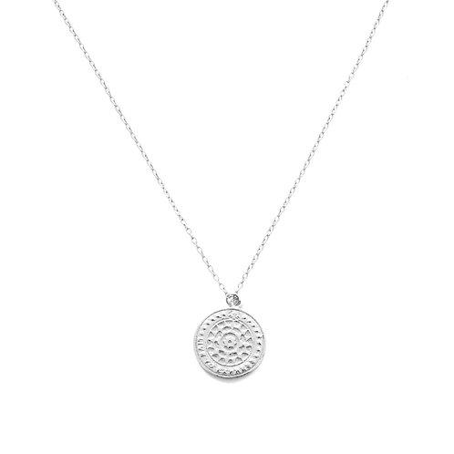 Mandala silver