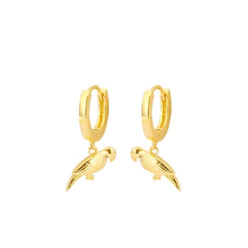 Parrot gold
