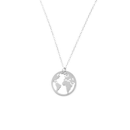 Earth silver - 16 mm