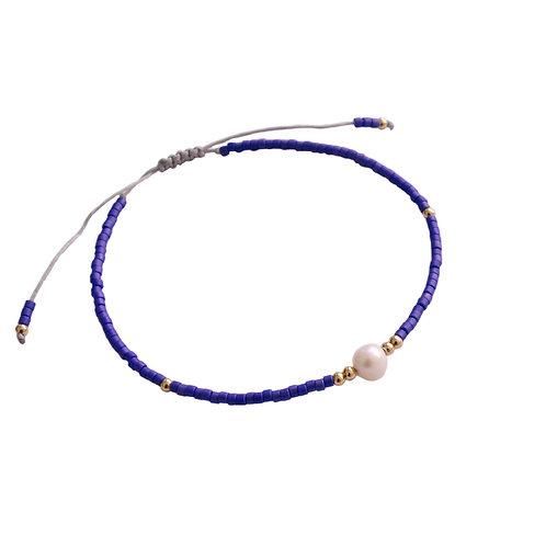Autumn violet pearl