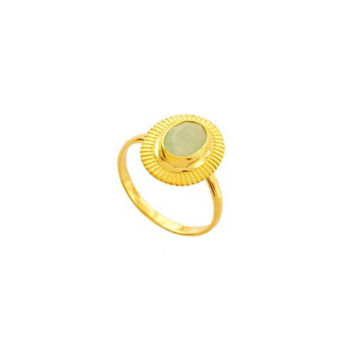 Amazonite gold