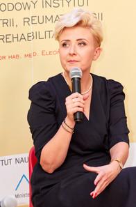 Prezes Zarządu PZU Zdrowie Anna Janiczek