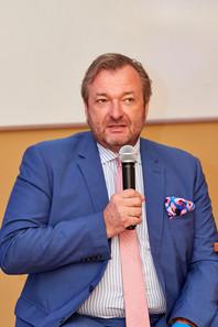 dr Marek Tombarkiewicz, przewodniczący Kapituły Konkursu