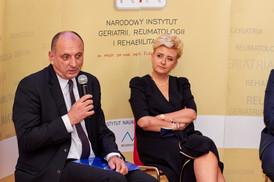 Z-ca Głównego Inspektora Sanitarnego Krzysztof Saczkaczka