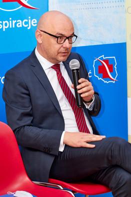 p.o. Prezesa NFZ Filip Nowak