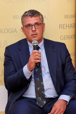 Dyrektor Naczelny UCK w Gdańsku Jakub Kraszewski