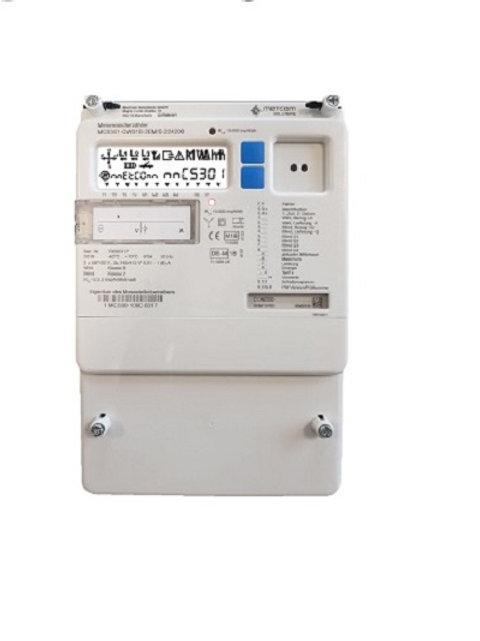 MEDIDOR DE ENERGÍA ELECTRÓNICO TRIFÁSICO INDIRECTO MC002 CL 0.5