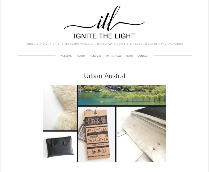 Urban Austral en Ignite The Light