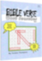 Bible Verse Word Searches (Vol 1) FRONT