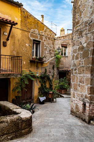 suprising beautiful alleys