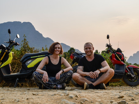 Vang Vieng & the 4.000 islands