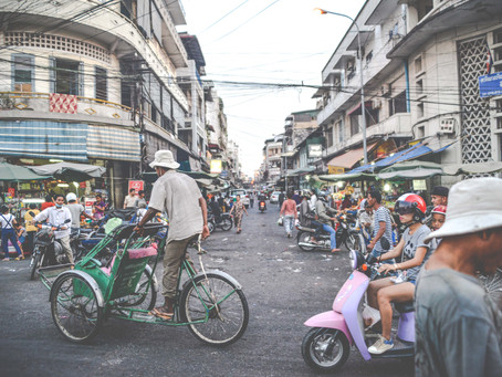 Cambodia part I