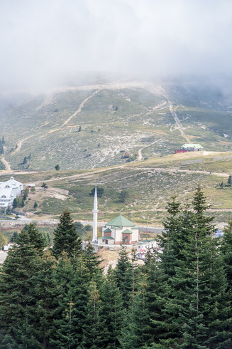 At the Uludag mountain