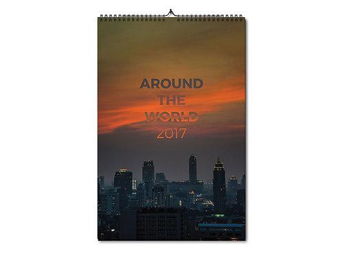 Around the World - Kalender 2017