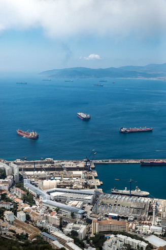 View from Gibraltar´s Rock
