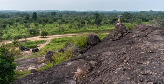National Park around Sigirya