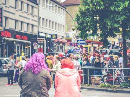 Wochenend-Trip nach Hamburg