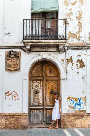 Door in Ronda