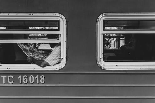 Trainstation Ella
